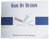 Hair by Design certificates