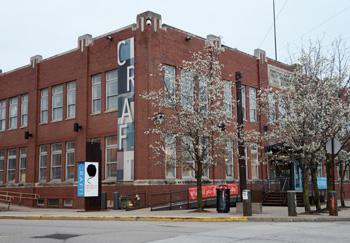 Contemporary Craft Building