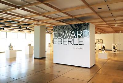Contemporary Craft exhibit 'Edward Eberle: In Retrospect.'