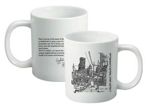 Botter Scene Coffee Cups