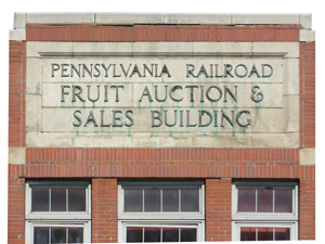 Fruit Auction & Sales Building