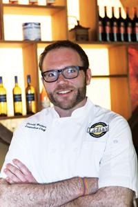 Executive Chef Daniel Walker