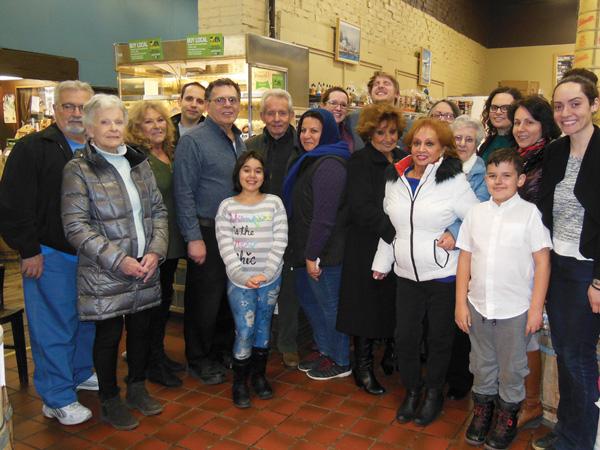 Stamoolis Retirement Celebration for Koco Priftani