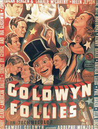 Gershwin Goldwyn Follies