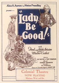 Gershwin Lady Be Good