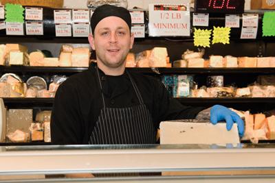 Penn Mac's chief of cheese, Adam Erlichman.
