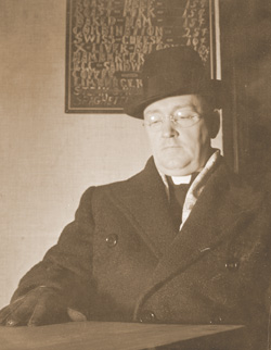Father James Renshaw Cox