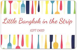 Little Bankok in the Strip