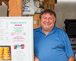 Edgar J. Alvarez, Owner