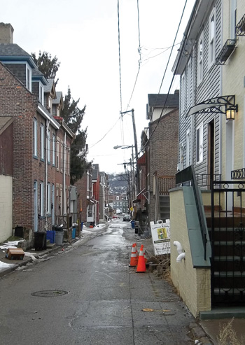 43½ Street