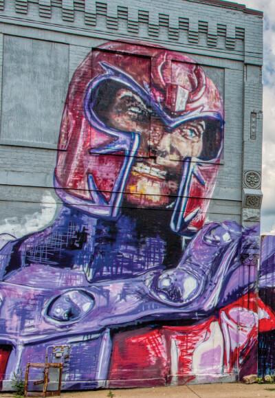 Magneto, 3311 Penn Ave.
